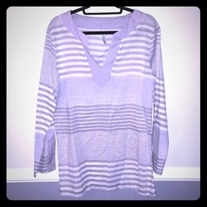 NWOT Michael Stars BOHO Hippie Tunic Top!